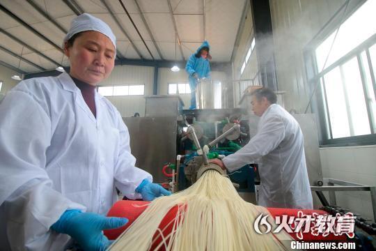 江西米粉占中国米粉食品出口比重达60%以上